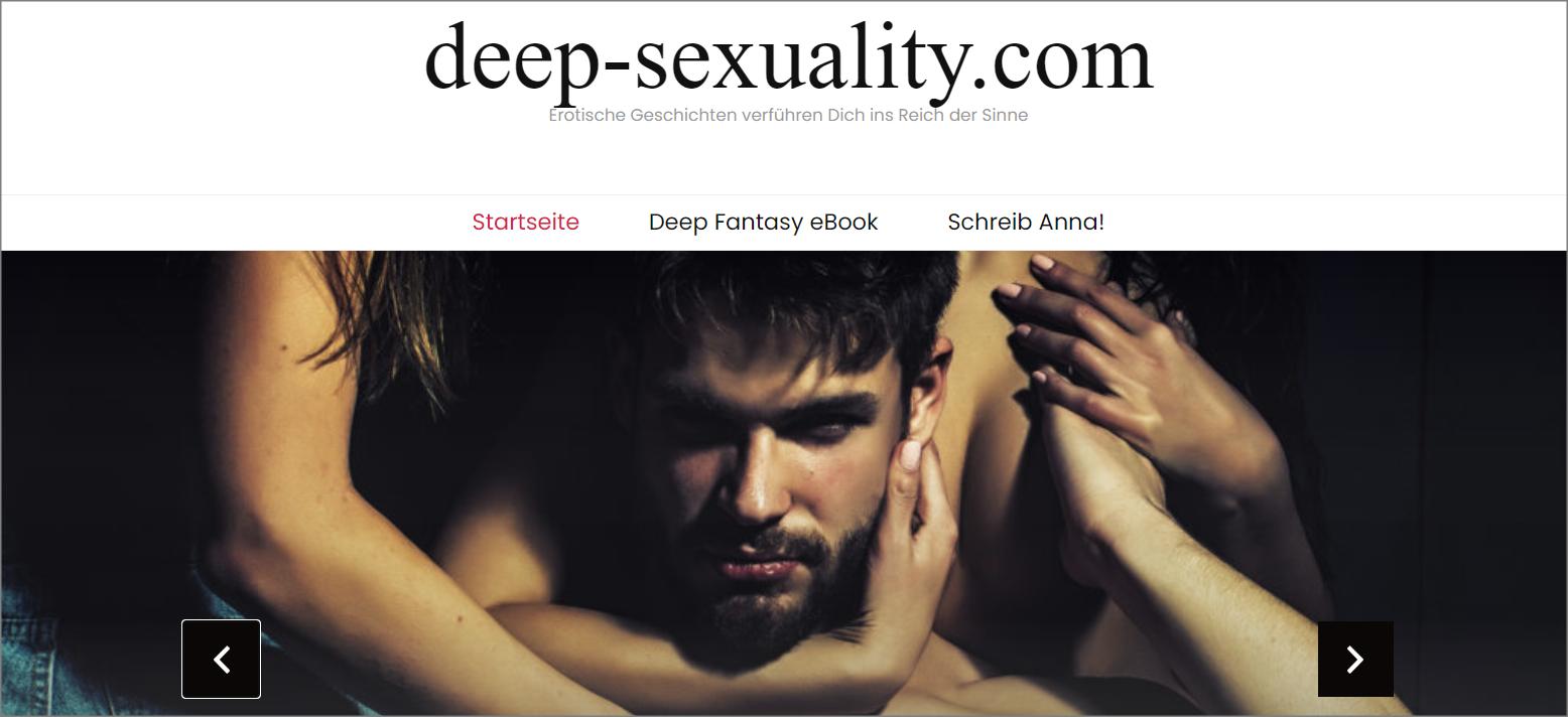 Startseite Screenshot 2